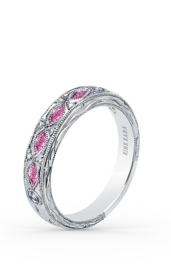 Kirk Kara Dahlia Wedding Band K1120VD-B product image