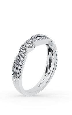 Kirk Kara Pirouetta Wedding Band K1330D-B product image