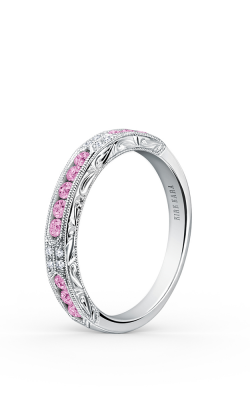 Kirk Kara Charlotte Wedding band K1390VD-B product image