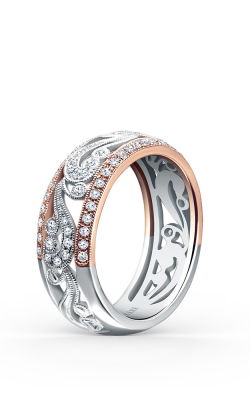 Kirk Kara Angelique Wedding band KF1010DP-B product image