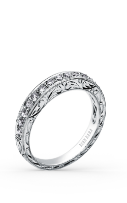 Kirk Kara Charlotte Wedding band SS6636-BS product image