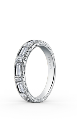 Kirk Kara Charlotte Wedding Band SS6685D-B product image