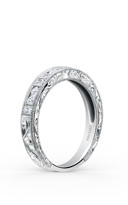 Kirk Kara Charlotte Wedding band SS6726-B product image