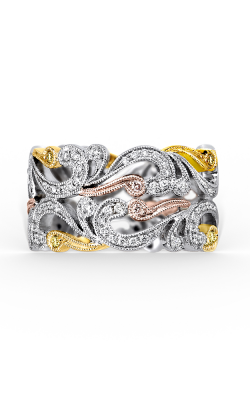 Kirk Kara Angelique Wedding Band SS6941YP-B product image