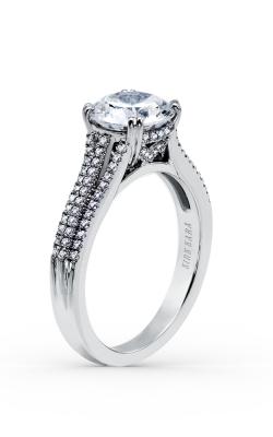 Kirk Kara Stella Engagement ring K1020DG-R product image
