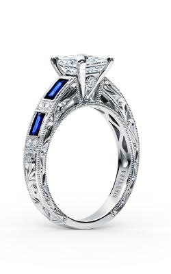 Kirk Kara Charlotte Engagement ring SS6685-R product image