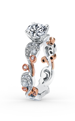 Kirk Kara Angelique Engagement ring SS6967P-RS product image