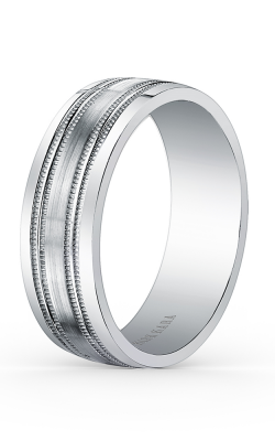 Kirk Kara Artin Wedding band SS6985M-B product image