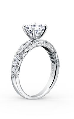 Kirk Kara Charlotte Engagement ring K1390D-R product image