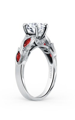 Kirk Kara Dahlia Engagement ring K155RDR product image