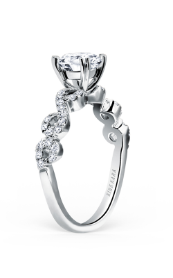 Kirk Kara Pirouetta Engagement ring K182R product image