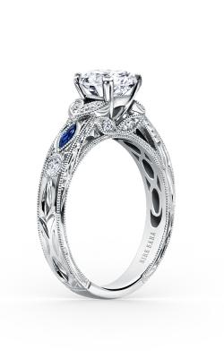 Kirk Kara Dahlia Engagement ring K1120SDCP-R product image