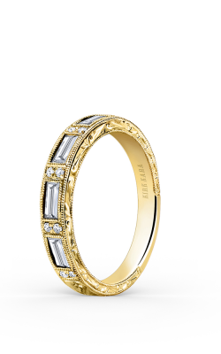 Kirk Kara Charlotte Wedding band SS6685D-BY product image