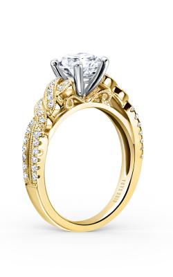 Kirk Kara Pirouetta Engagement ring K133RY product image
