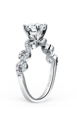Kirk Kara Pirouetta Engagement ring K182R product image