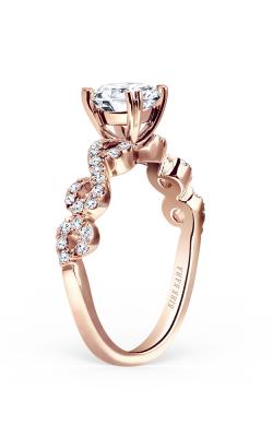 Kirk Kara Pirouetta Engagement ring K182RR product image