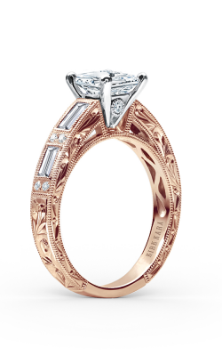 Kirk Kara Charlotte Engagement ring SS6685D-RR product image