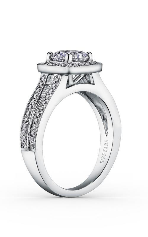 Kirk Kara Carmella Engagement ring K1200DC-R product image
