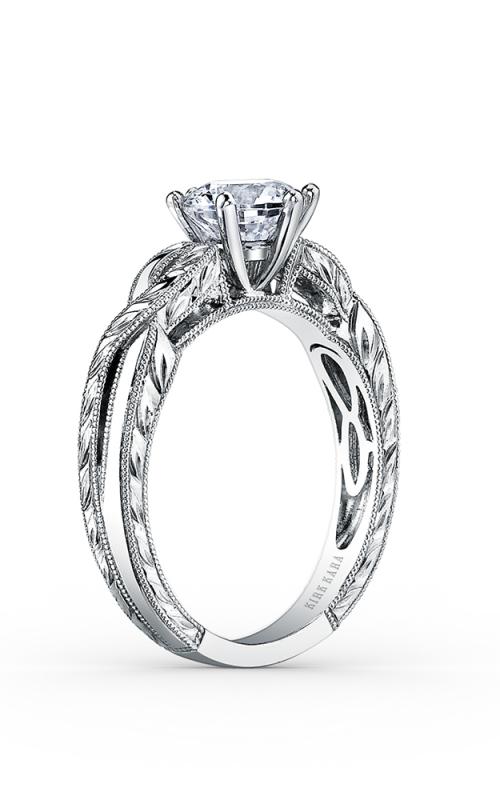 Kirk Kara Pirouetta Engagement ring K1220DC-R product image