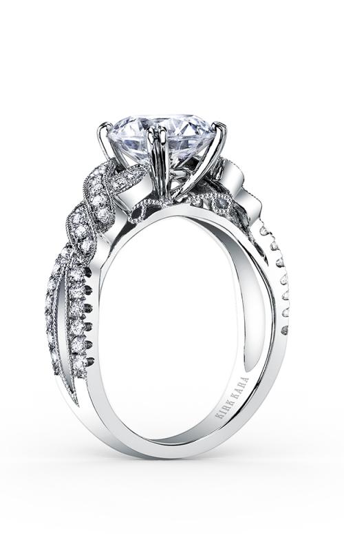 Kirk Kara Pirouetta Engagement ring K1330DG-R product image