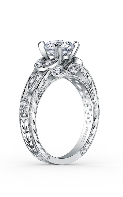 Kirk Kara Dahlia Engagement ring K1420DC-R product image
