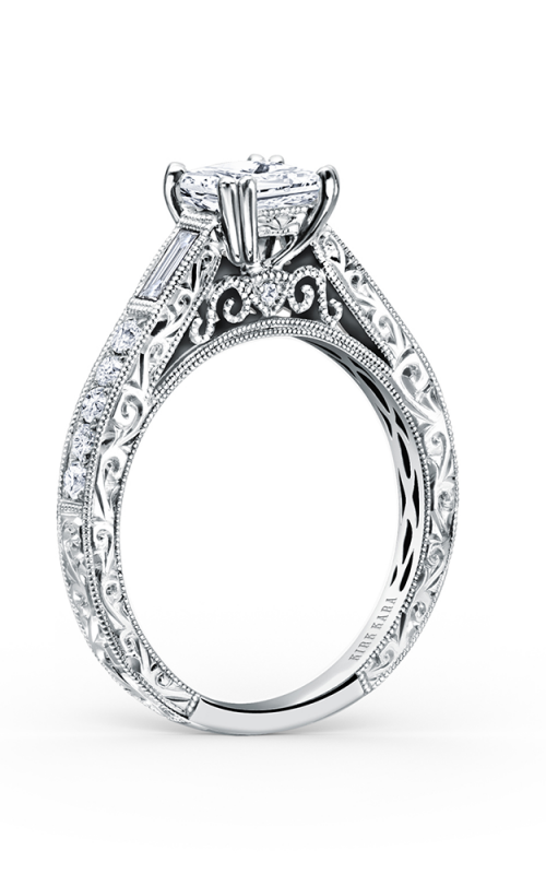Kirk Kara Charlotte Engagement ring K170S product image