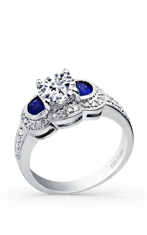 Kirk Kara Charlotte Engagement ring SS6223-S product image