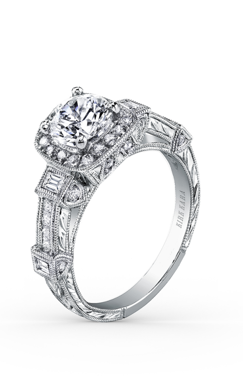 Kirk Kara Carmella Engagement ring SS6757-R product image