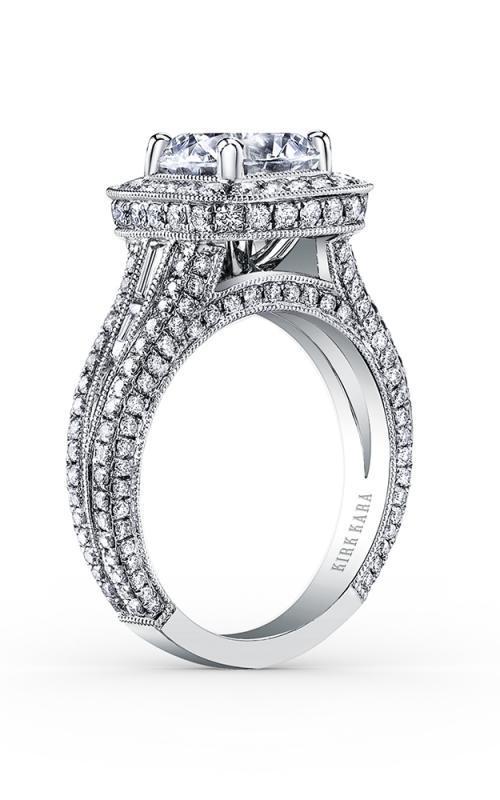 Kirk Kara Carmella Engagement ring SS6933TC-R product image
