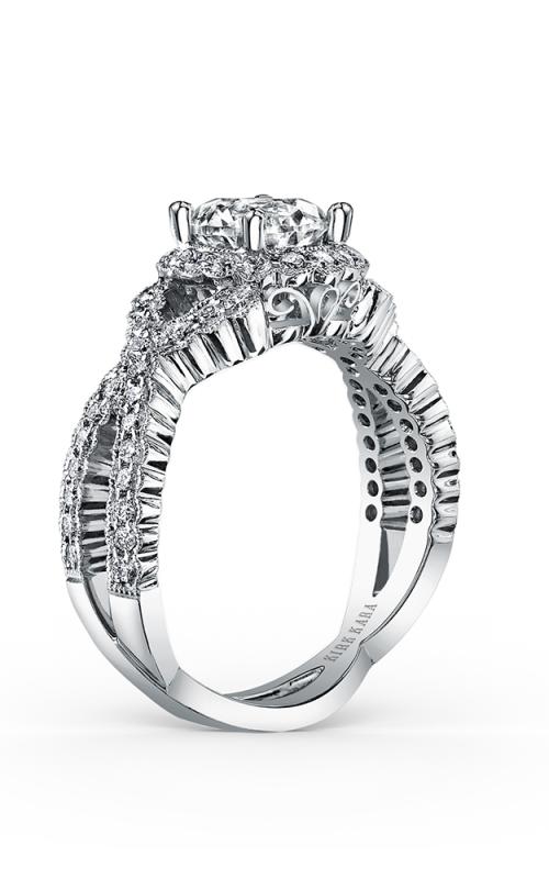 Kirk Kara Pirouetta Engagement ring SS6955-R product image