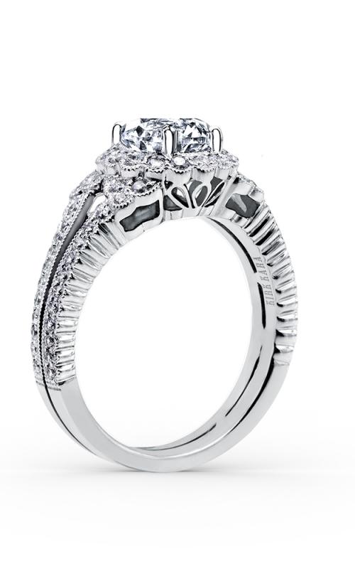 Kirk Kara Pirouetta Engagement ring SS6956-R product image