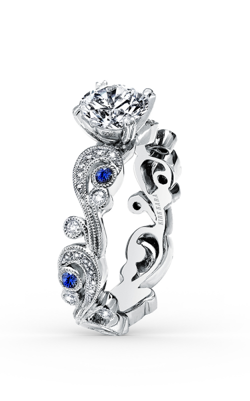 Kirk Kara Angelique Engagement ring SS6967S-RS product image