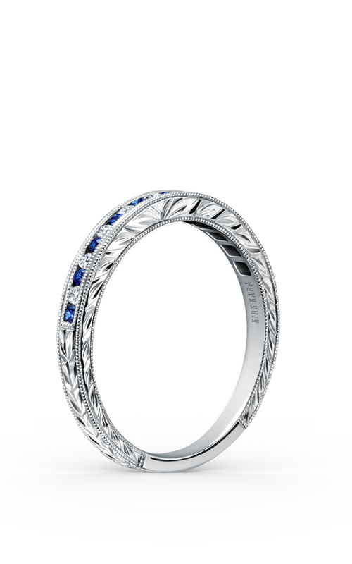 Kirk Kara Stella Wedding band K1140BD-B product image