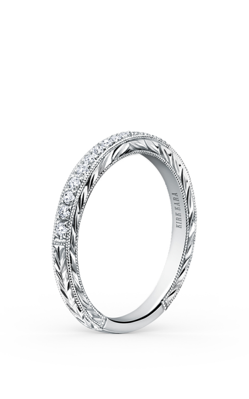 Kirk Kara Carmella Wedding band K1170D-B product image