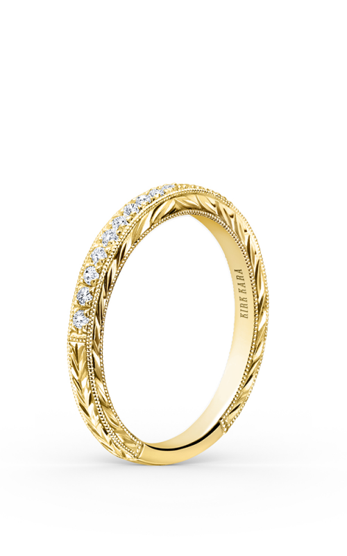 Kirk Kara Carmella Wedding band K1170DY-B product image