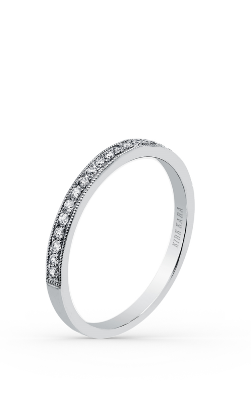 Kirk Kara Angelique Wedding band K1250D-B product image