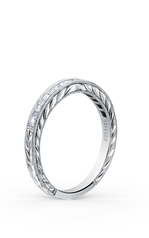 Kirk Kara Stella Wedding band K1341D-B product image