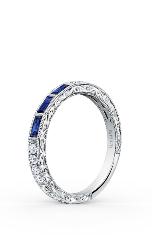 Kirk Kara Charlotte Wedding band K170BD-B product image