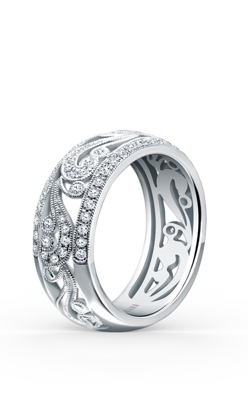 Kirk Kara Angelique Wedding band KF1010D-B product image