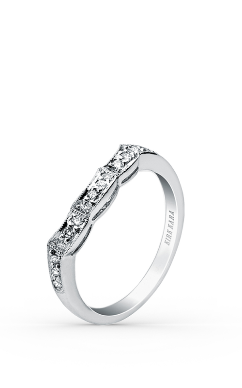 Kirk Kara Charlotte Wedding band SS6223-BS product image