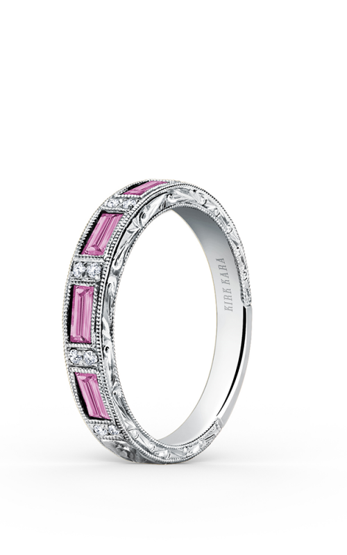 Kirk Kara Charlotte Wedding band SS6685P-B1 product image