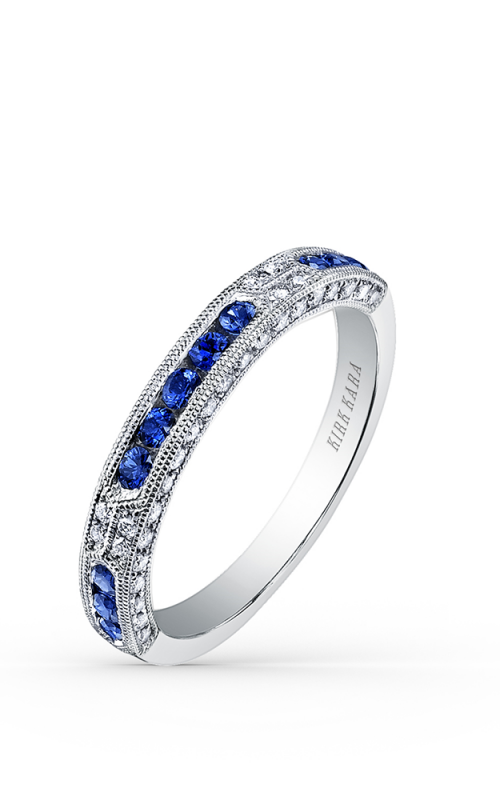 Kirk Kara Charlotte Wedding band SS6852S-B product image