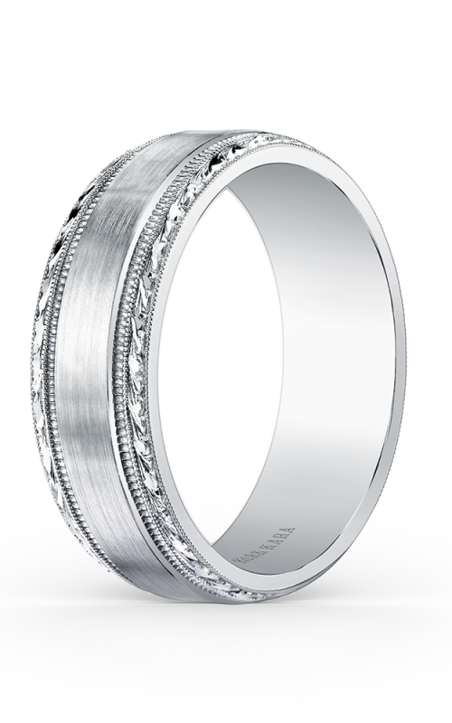 Kirk Kara Artin Wedding band SS6974M-B product image