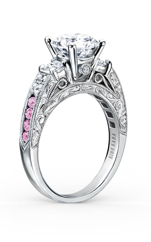 Kirk Kara Charlotte Engagement ring K1390VDE-R product image