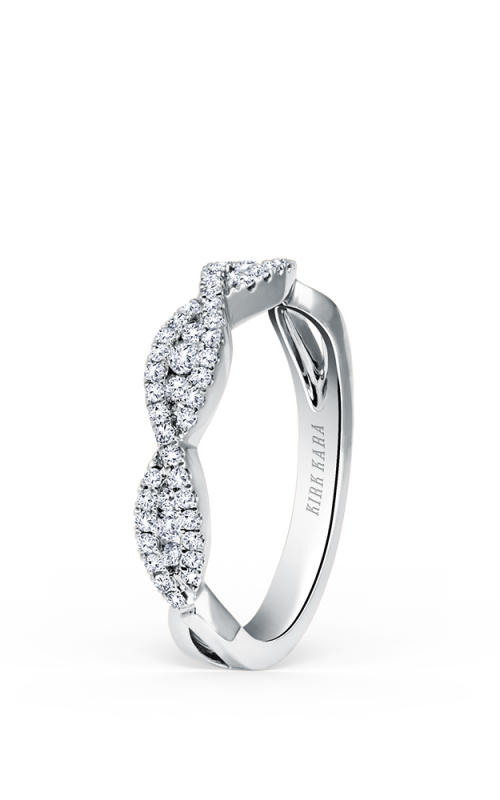 Kirk Kara Pirouetta Wedding band K199-B product image