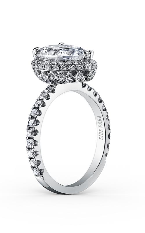 Kirk Kara Carmella Engagement ring K1005DI-R product image