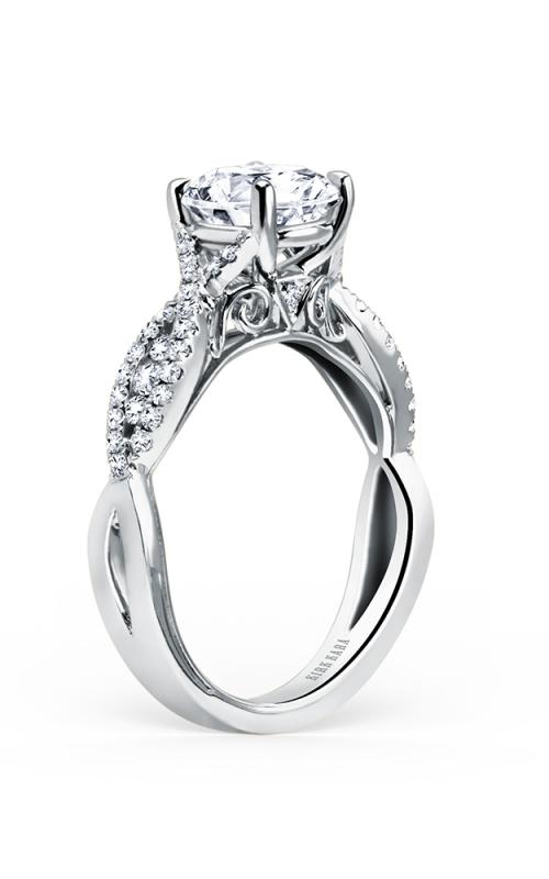 Kirk Kara Pirouetta Engagement ring K199R product image