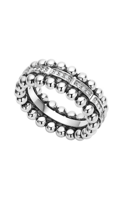 Lagos Caviar Spark Fashion ring 02-80584 product image