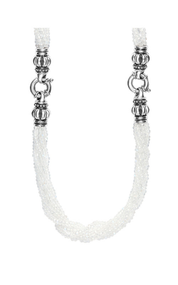 Lagos Caviar Icon Beaded Necklace 04-80870 product image