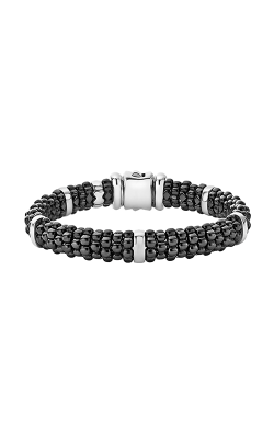 Lagos Black Caviar  Bracelet 05-81158-CBS product image